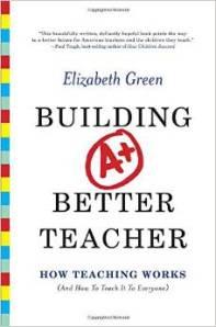 Building A Better Teacher Book