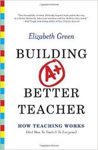 Building A Better Teacher Book