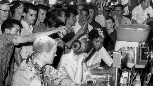 Woolworth's Lunch Counter Sit-In, Jackson, Miss 1963