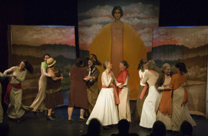 """Women of the Northwest"" 2013 production has been updated for 02F Festival"