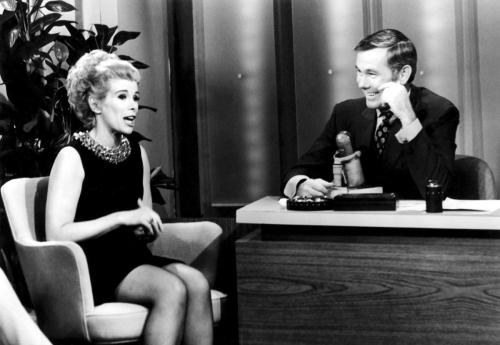 "Late-night icon Johnny Carson gave Joan Rivers her start on ""The Tonight Show"". (AP)"